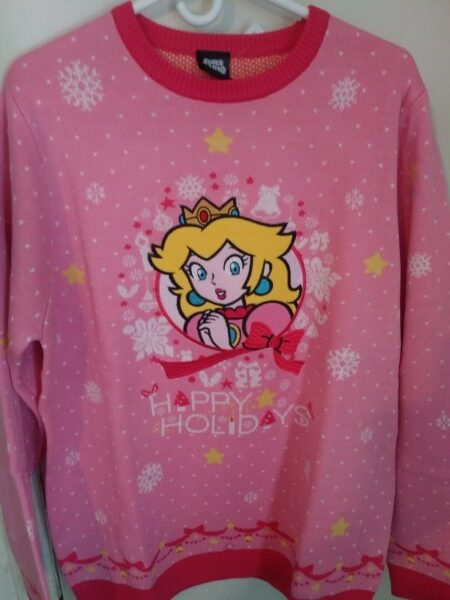 princess peach mario gift for girl gamers front