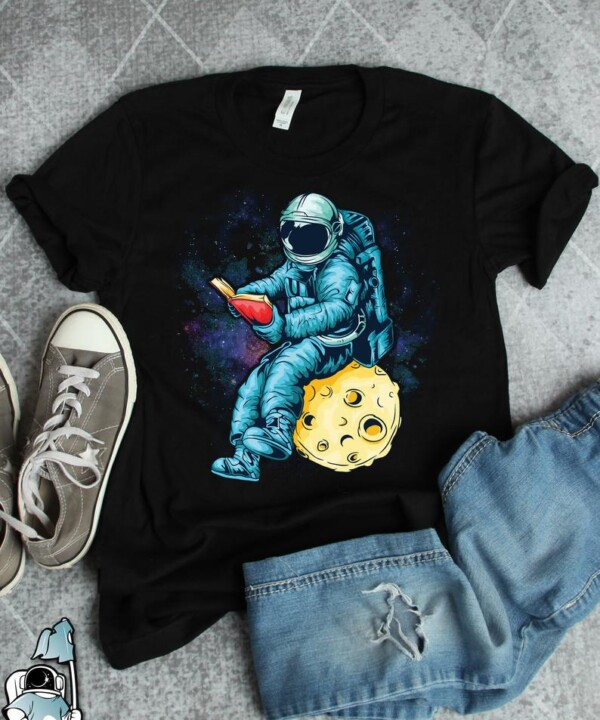 funny space lover gift tshirt