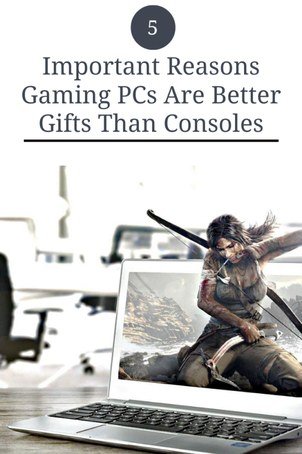 best gaming gifts pc vs consoles