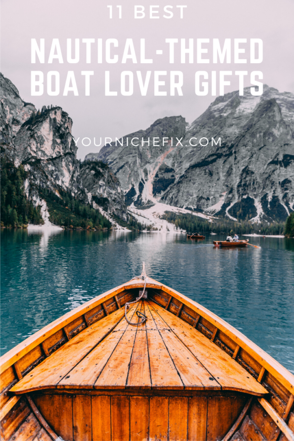 best nautical themed boat lover gifts